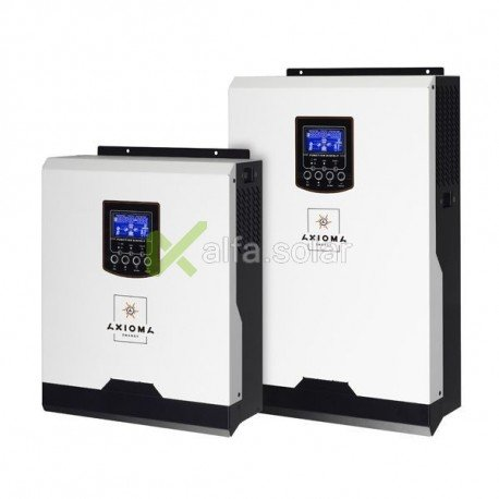 Гибридный инвертор Axioma Energy ISMPPT 3000