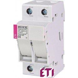 Роз'єднувач ETI EFH 10 2P 25A 1000V DC