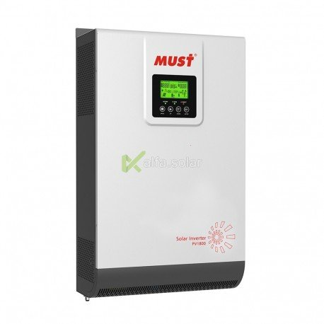 Гибридный инвертор MUST PV18-5048 HM