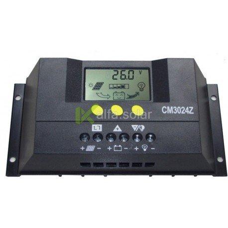 Контроллер заряда Juta CM3024Z