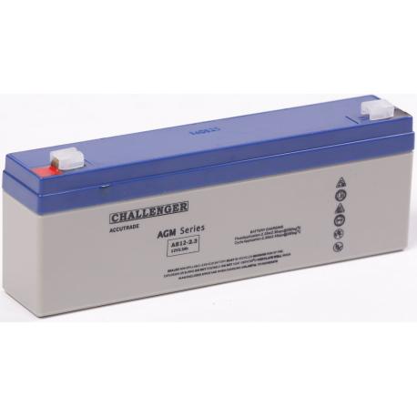 Акумуляторна батарея Challenger AS12-2,3