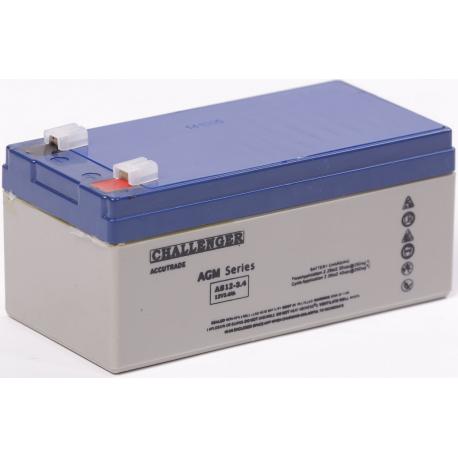 Аккумуляторная батарея Challenger AS12-3,4