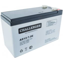 Акумуляторна батарея Challenger AS12-7,0E