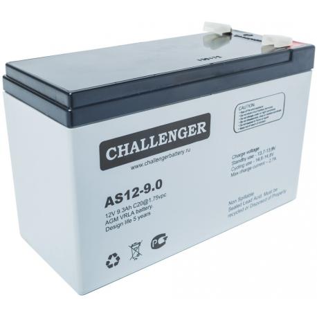 Аккумуляторная батарея Challenger AS12-9,0