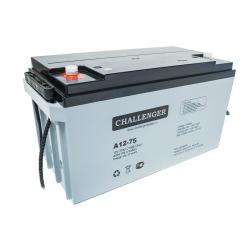Акумуляторна батарея Challenger A12-75