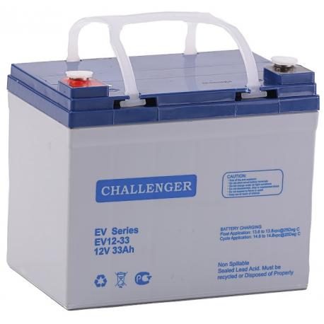 Аккумуляторная батарея Challenger EV12-33