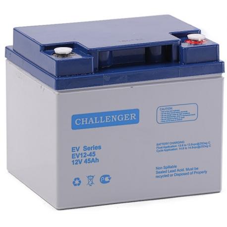 Акумуляторна батарея Challenger EV12-45