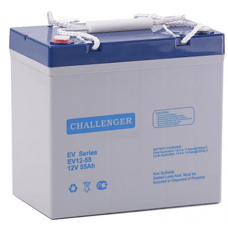 Аккумуляторная батарея Challenger EV12-55