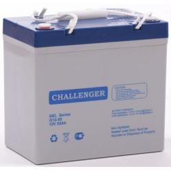 Акумуляторна батарея Challenger G12-55