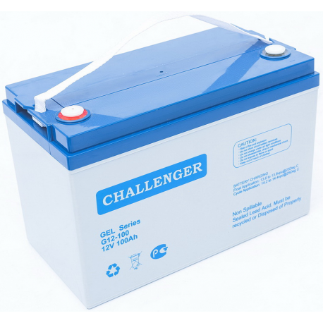 Акумуляторна батарея Challenger G12-100