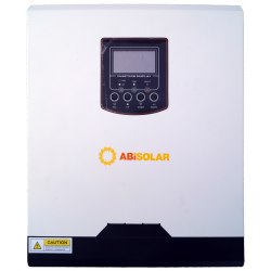 Гібридний інвертор ABi-Solar SLP 5048 PWM