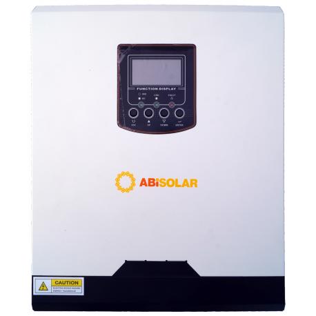Гибридный инвертор ABi-Solar SLP 5048 PWM