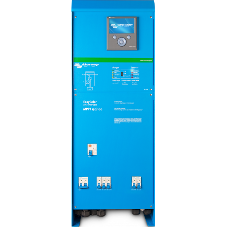 Гибридный инвертор Victron Energy EasySolar 48/5000/70-100 1xMPPT 150/100