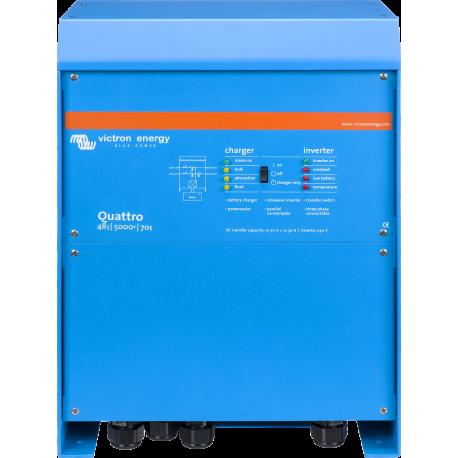 Инвертор Victron Energy Quattro 48/5000/70-100/100