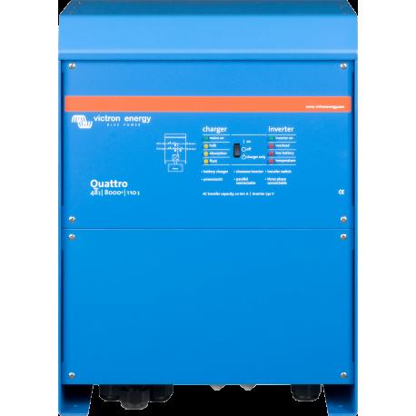 Инвертор Victron Energy Quattro 48/8000/110-100/100