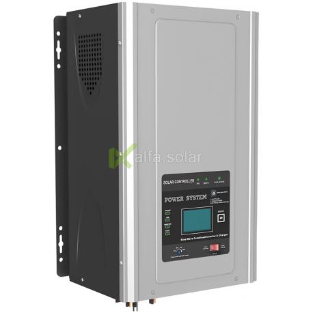 Гібридний інвертор  ALTEK PV30-4048 MPK 60А c MPPT контроллером
