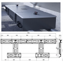 Комплект для монтажу горизонтально ABB TRIO-50.0-TL-OUTD Power MODULE