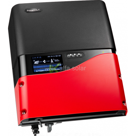 Сетевой инвертор PrimeVOLT PV-10000 T-U