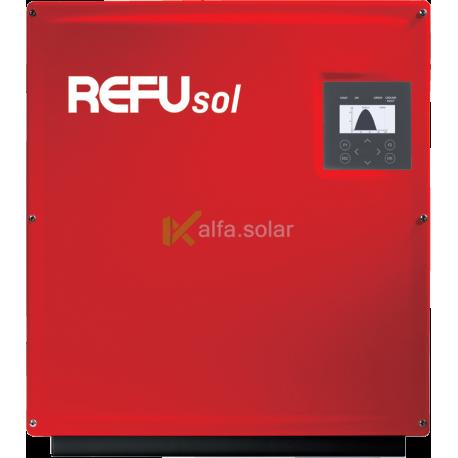 Сетевой инвертор REFUsol 17K