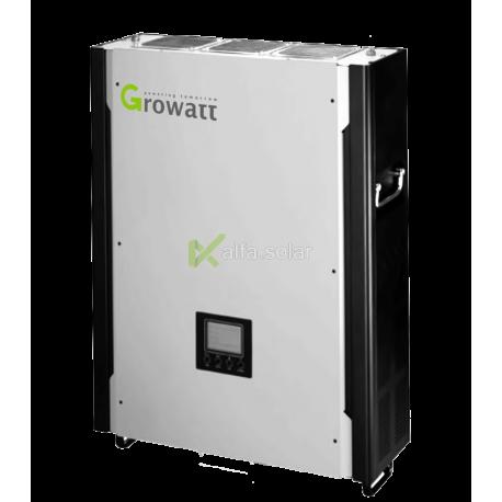 Гибридный инвертор Growatt Hybrid 10000 HY