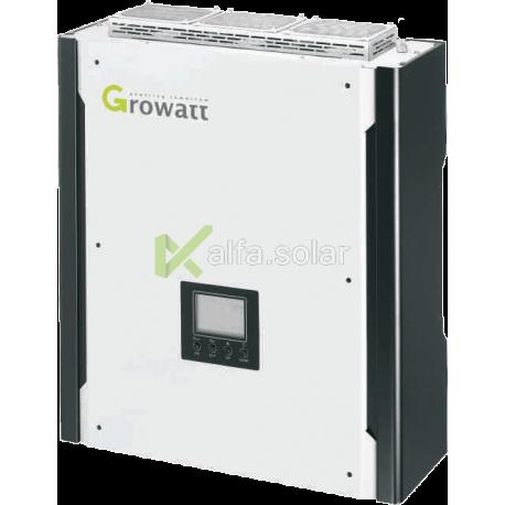 Гібридний інвертор Growatt Hybrid 3000 HY