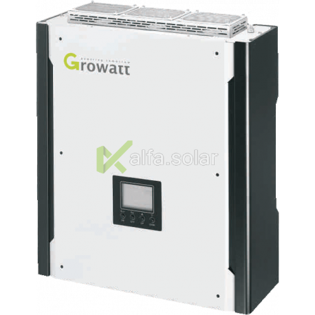 Гибридный инвертор Growatt Hybrid 3000 HY
