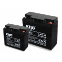 Акумуляторна батарея Kijo JS 12V 7Ah AGM