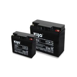 Акумуляторна батарея Kijo JS 6V AGM