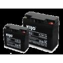 Акумуляторна батарея Kijo JS 6V 12Ah AGM