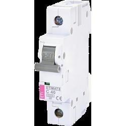 Автоматический выключатель ETI ETIMAT 6 C 40