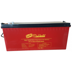 Аккумуляторная батарея Pulsar HTL12-200