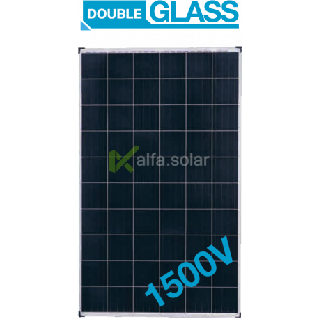 Солнечная батарея JA Solar JAP6DG1500-60-270/4BB