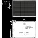 Сонячна батарея Axioma AX-100M