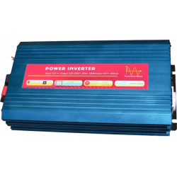 Инвертор POWER INVERTER NV-P 1000/12-220 + USB