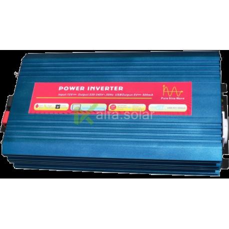 Инвертор POWER INVERTER NV-P 2000/24-220 + USB