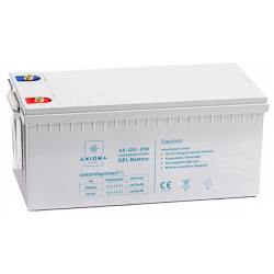 Гелевий акумулятор AXIOMA ENERGY AX-Gel-200