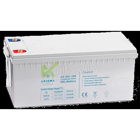 Гелевый аккумулятор AXIOMA ENERGY AX-Gel-200