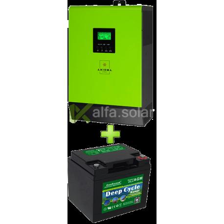 Комплект ДБЖ для котла (до 10кВт) і системи опалення