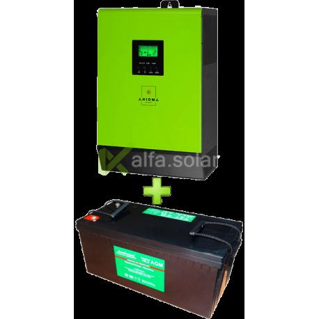 Комплект ИБП для котла (до 10кВт) и системы отопления 200Ah