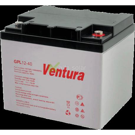 Акумуляторна батарея Ventura GPL 12-40