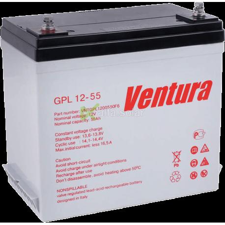 Аккумуляторная батарея Ventura GPL 12-45