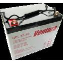 Акумуляторна батарея Ventura GPL 12-80