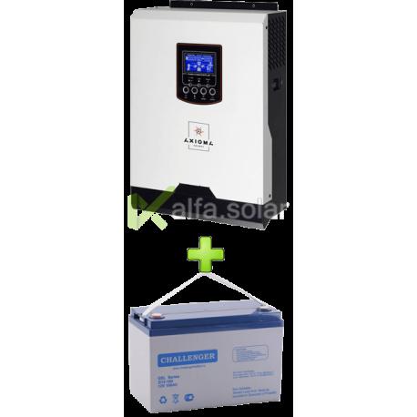 Комплект ДБЖ для котла (до 30 кВт) і системи опалення