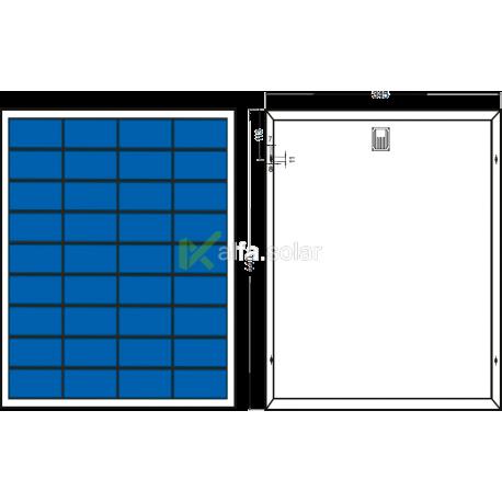 Солнечная батарея Axioma AX-20P