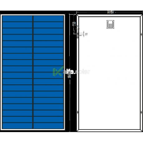 Сонячна батарея Axioma AX-30P