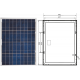Солнечная батарея Axioma AX-40P