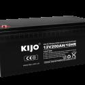 Акумуляторна батарея Kijo JDG 12V 200Ah GEL