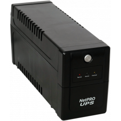 Лінійно-інтерактивний ДБЖ NetPRO Line 600ВА
