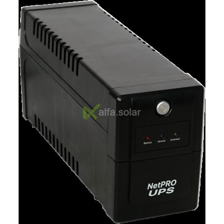 Линейно-интерактивный ИБП NetPRO Line 600ВА