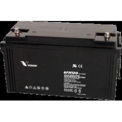 Акумуляторна батарея Vision 6FM120 12V 120Ah